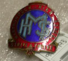 MHS badge