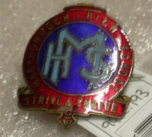 MHS badge