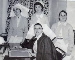 1957 - Matron Miller