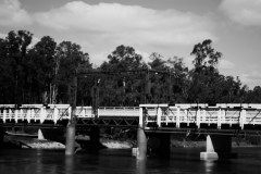 Cobram Barooga Bridge